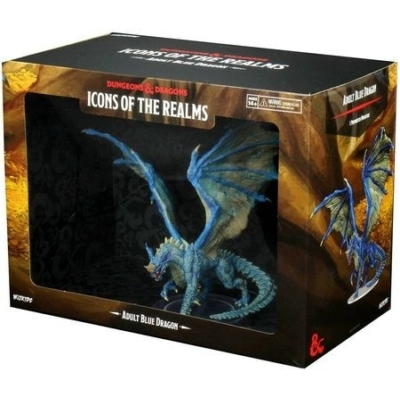 D&D Icons of the Realm: Adult Blue Dragon