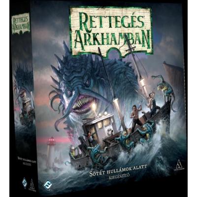 Rettegés Arkhamban 3. kiadás - Sötét hullámok alatt
