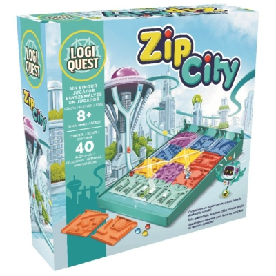 Logiquest: ZipCity