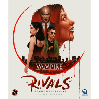 Vampire: The Masquerade - Rivals Expandable Card Game