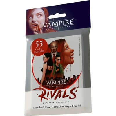 Vampire: The Masquerade - Rivals Library Deck Sleeves