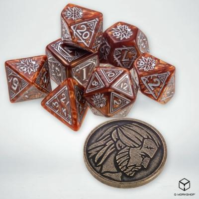 Dobókocka készlet, Witcher: Geralt - The Monster Slayer