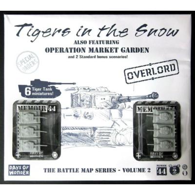 Memoir '44: Tigers in the Snow kiegészítő