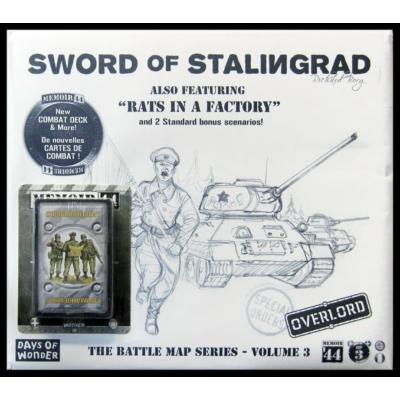 Memoir '44: Sword of Stalingrad kiegészítő