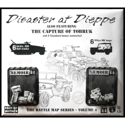 Memoir '44: Disaster at Dieppe kiegészítő