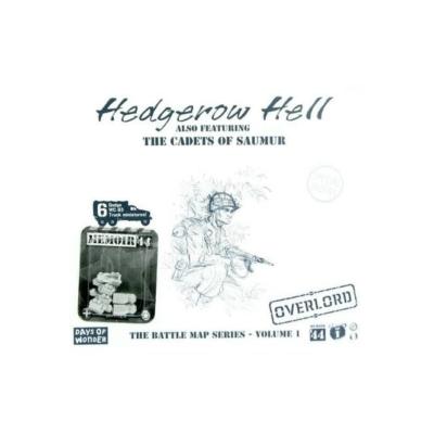 Memoir '44: Hedgerow Hell kiegészítő