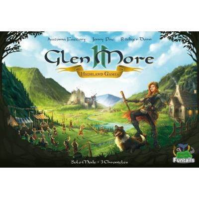 Glen More II: Highland Games kiegészítő