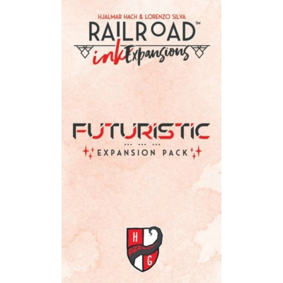 Railroad Ink: Futuristic kiegészítő