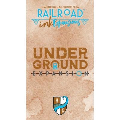 Railroad Ink: Underground kiegészítő