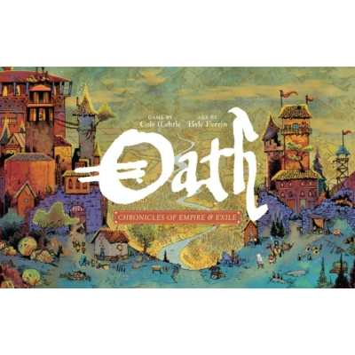 Oath: Chronicles of Empire & Exile