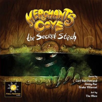 Merchants Cove: The Secret Stash kiegészítő