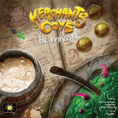 Merchants Cove: The Innkeeper kiegészítő