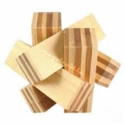 Logikai gubanc (nagy, bambusz)