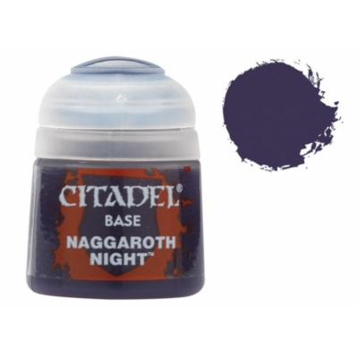 Citadel Base: Naggaroth Night