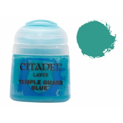 Citadel Layer: Temple Guard Blue