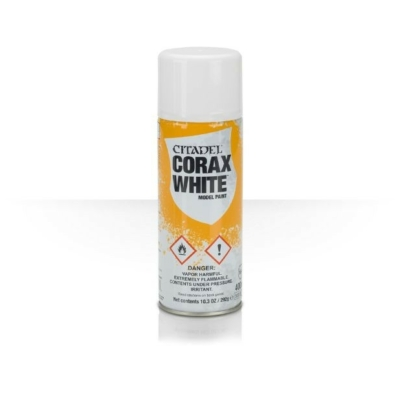 Corax White Primer Spray
