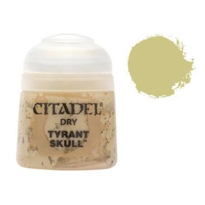 Citadel Dry: Tyrant Skull