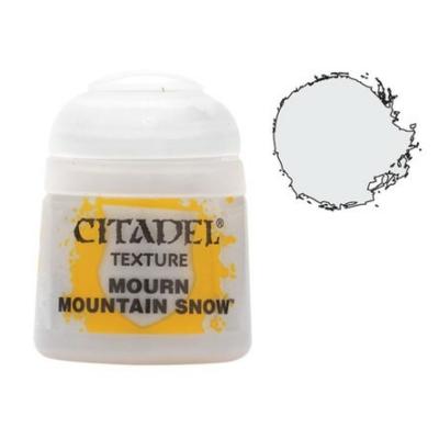 Citadel Texture: Mourn Mountain Snow