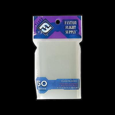 FFG Standard EU sleeves (kártyavédő fólia) - 59x92mm
