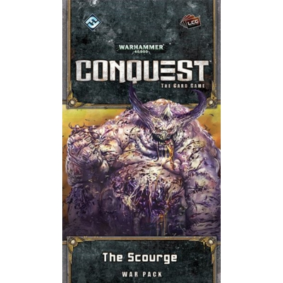 Warhammer 40k: Conquest - The Scourge (Warlord 2)