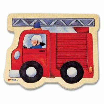 Tűzoltó Mini Discovery Puzzle 11168