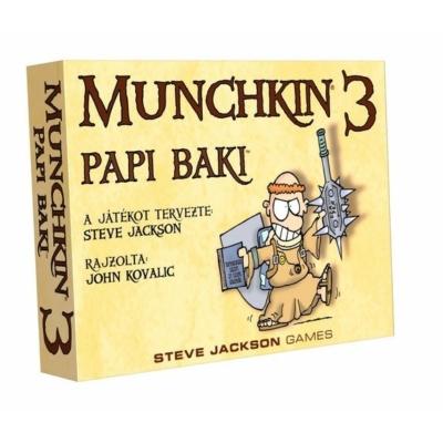 Munchkin 3 – Papi Baki
