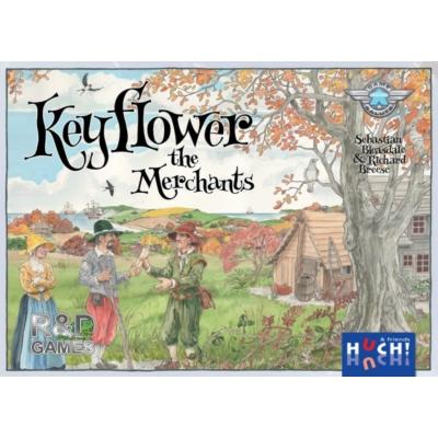 Keyflower: The Merchants kiegészítő