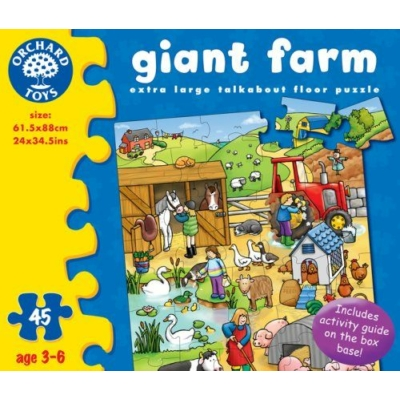 OR284 Farm óriás puzzle