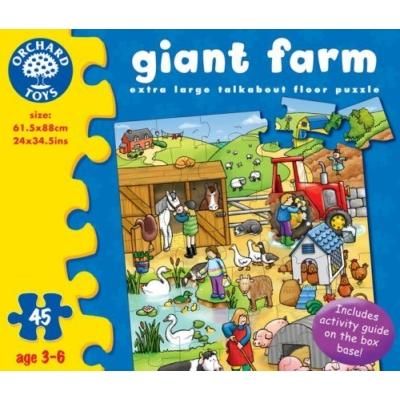 OR284 Farm óriás puzzle