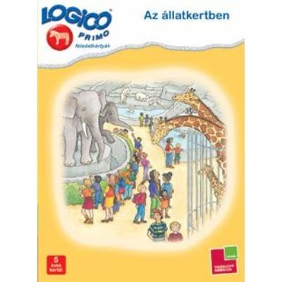 Logico Primo Az állatkertben 3217