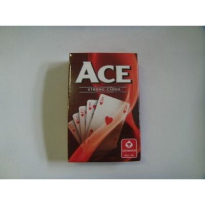 ACE szimpla bridge kártya, piros