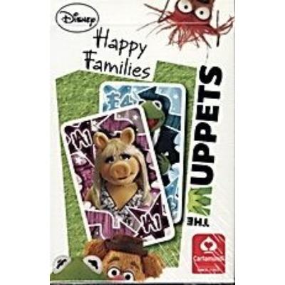 Muppets kvartett kártya játék