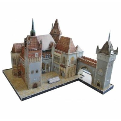 3D puzzle - Vajdahunyad Vára 137 db-os