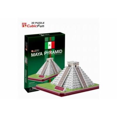 3D-puzzle Chichen Itxa (Mexico) 48 db-os