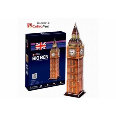 3D-puzzle Big Ben 30 db-os