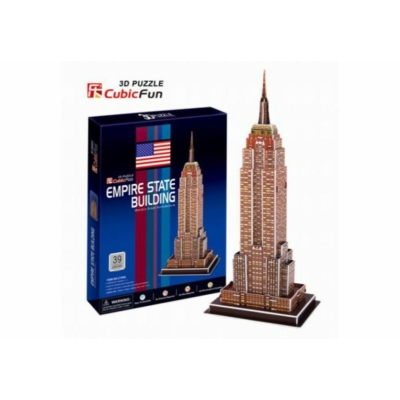 3D-puzzle Empire State Building 39 db-os