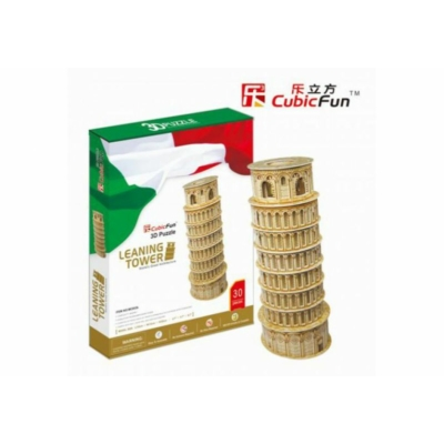 3D puzzle Tower of Pisa 30 db-os