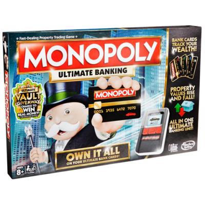 Monopoly - Teljeskörű bankolás
