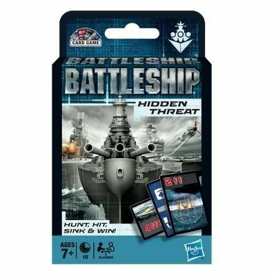 Battleship (Torpedó) kártyajáték