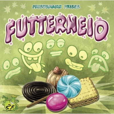 Futterneid (Candy Crave)