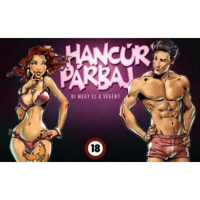 Hancúr Párbaj - Erotikus társasjáték felnőtteknek