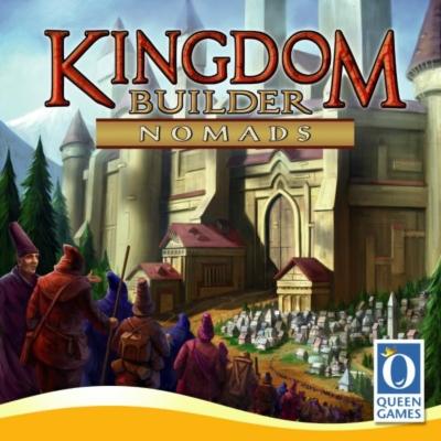 Kingdom Builder: Nomads kiegészítő