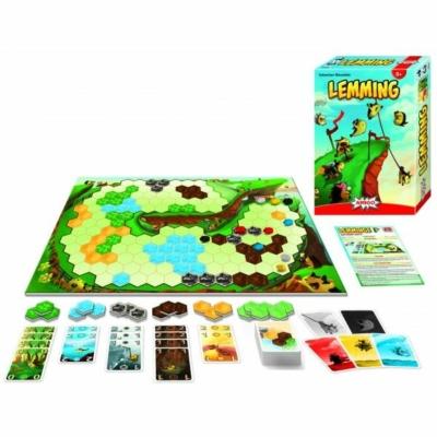 Lemmingek társasjáték