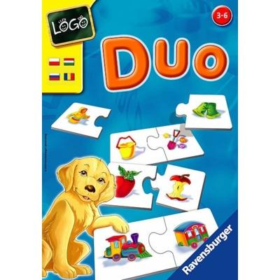 Ravensburger Logo Duo párkereső játék