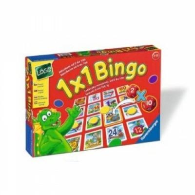 Ravensburger 1X1 Bingo társasjáték