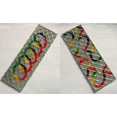 Rubik Karikavarázs - 12 elemű (Bűvös négyzetek)
