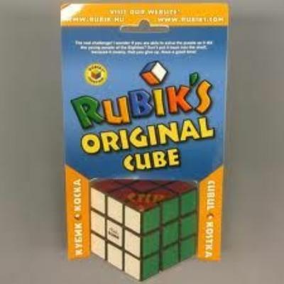 Rubik kocka 3x3 Original