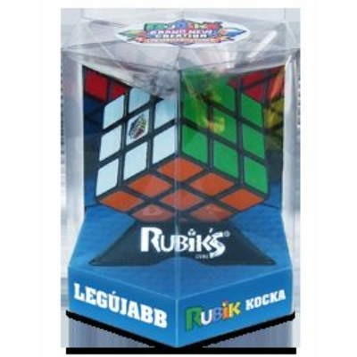 Rubik kocka 3x3X3 ÚJ
