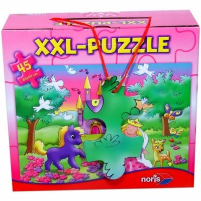 XXL Puzzle Prinzesin - Noris