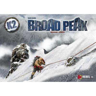 K2: Broad Peak kiegészítő